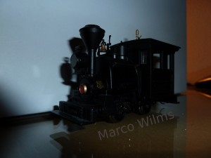 0n30 0-4-0 PORTER STEAM (BACHMANN)
